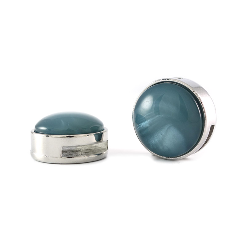 slider zilver dark sea blue