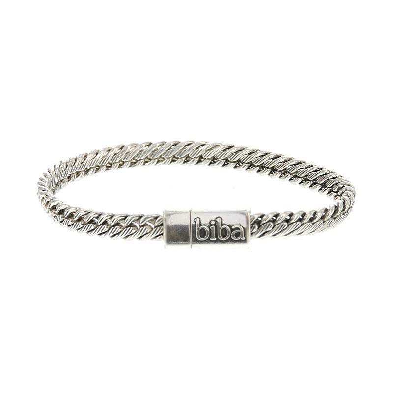 Biba Nina kleur zilver