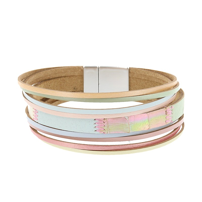 Stripes mix pastel