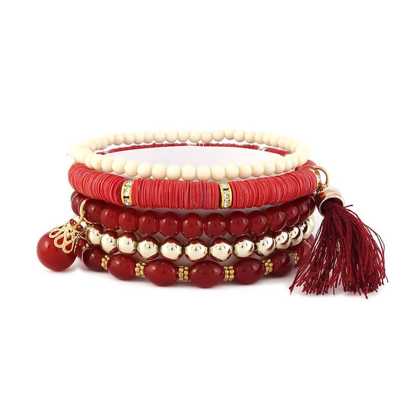 Armbanden set Rossella