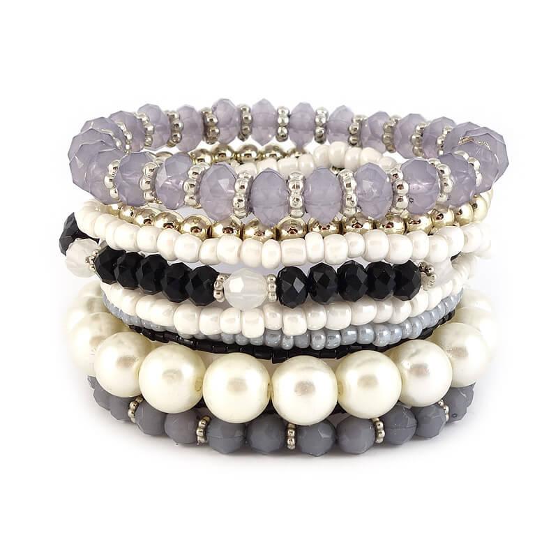 Armbanden set Perla