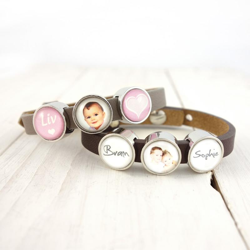 komplettes Angebot an Artikeln Sportschuhe Waren des täglichen Bedarfs Armband met foto | Gewoon! Sieraden
