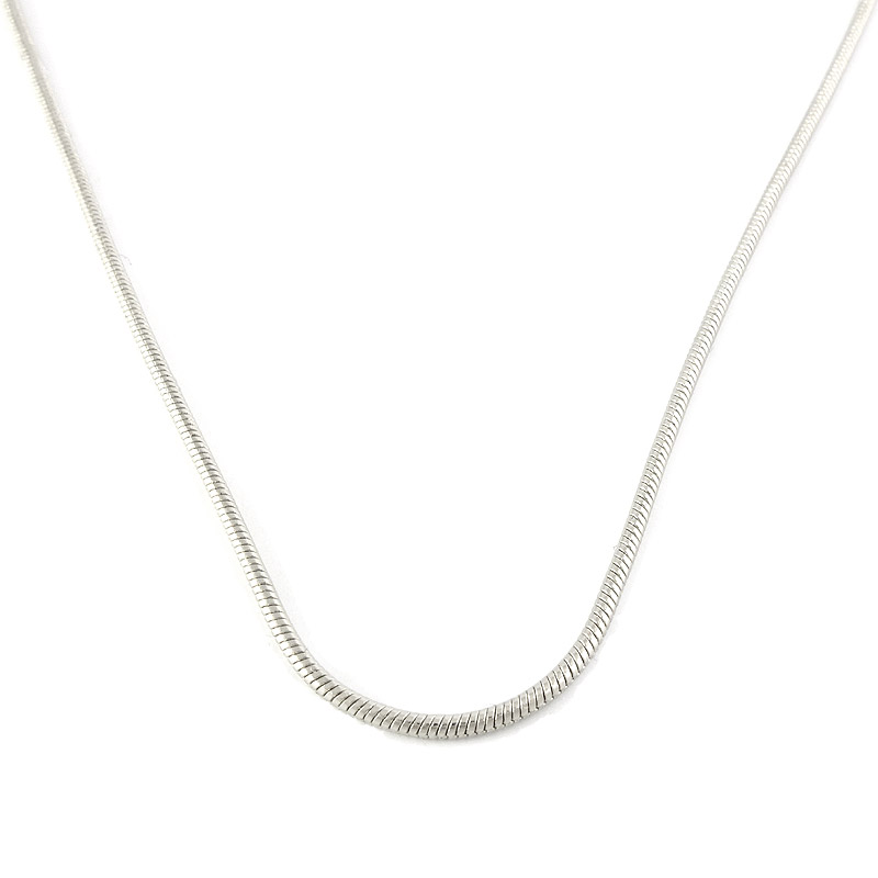Ketting silverplated