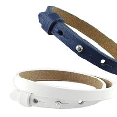 Nieuwe Cuoio armbanden en schuifkralen