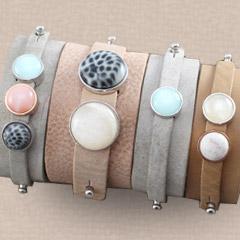 Brede armbanden najaarstrend voor 2014