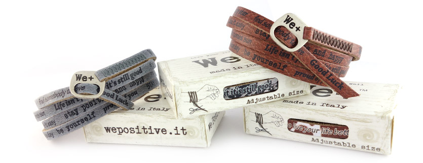 We Positive Benelux collectie