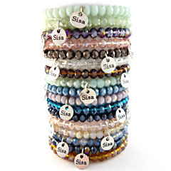 Nieuwe collectie trendy Sisa armbandjes