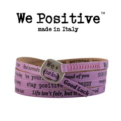 We Positive armband Glycine