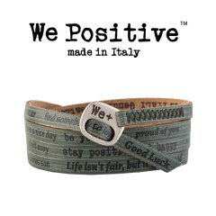 We Positive armband Bosque