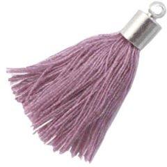 kwastje kleur purple