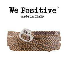 We Positive armband Chess