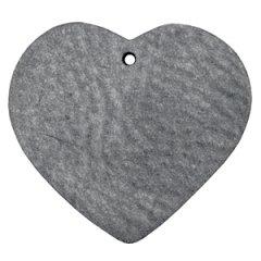 Leren hart kleur antracita black tas