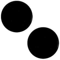 slider zilver kleur nero zwart 20mm