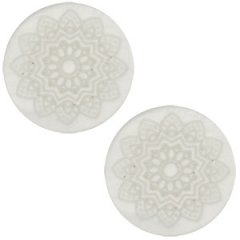 Slider zilver mandala kleur silver shade