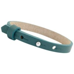 Smalle armband night tide green