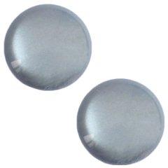 Slider zilver kleur rustic blue grey