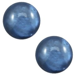 Slider zilver kleur pearl night blue