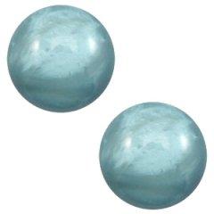 Slider zilver kleur dark sea blue