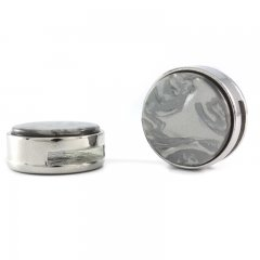 slider zilver jais grey
