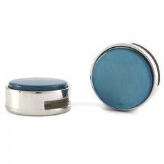 Slider zilver mosso mosaic blue