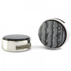 Slider-zilver-sparkle-antracite-grey