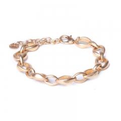 Biba armband chain kleur goud