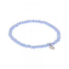 Biba facet kleur queen blue 4mm