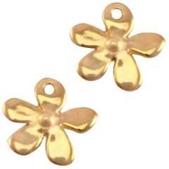 bloem goud