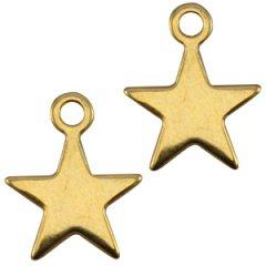 goudkleurige ster