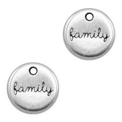 Bedel family kleur zilver