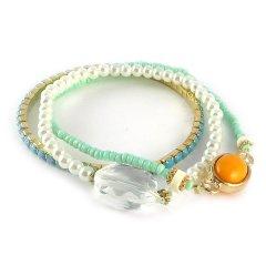 3-delige Ibiza armband