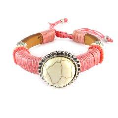 Ibizastyle armband rozetinten