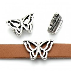 Schuiver vlinder