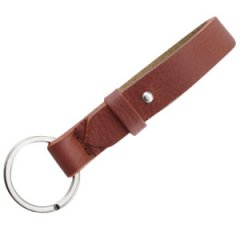 sleutelhanger dark copper brown