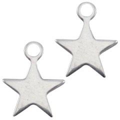 Zilverkleurige-ster